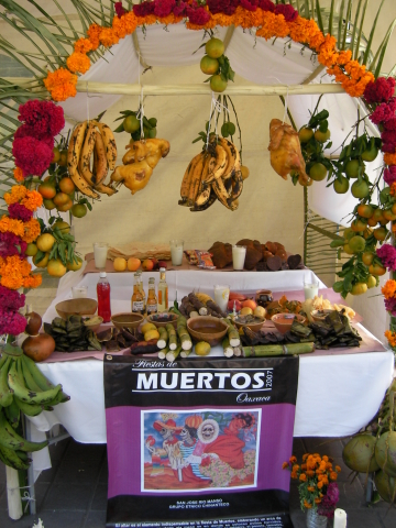 Altar for the day of the dead I