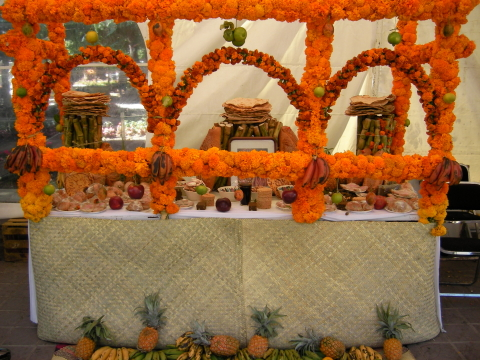 Altar for the day of the dead II