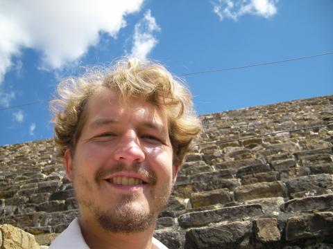OAX_ me at monte alban